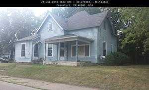 Real Estate for Sale, ListingId: 29368137, Frankfort,IN46041