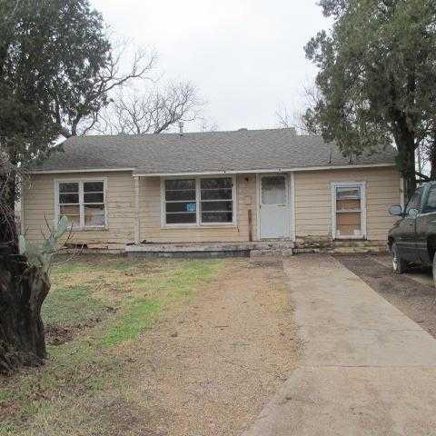 Photo of 818 Kirkwood Street  Abilene  TX